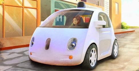 El coche autónomo de Google se acerca