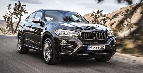 Todas las fotos y un vídeo del nuevo BMW X6