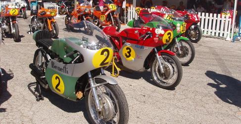Las motos del Jarama Vintage Festival 2014