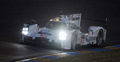 El Porsche #20, pole provisional en las 24h de Le Mans
