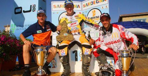 Alessandro Botturi gana el Sardegna Rally Race 2014