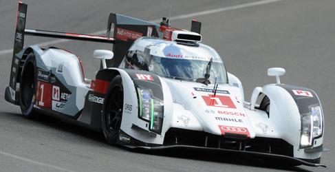 Toyota aprieta a Porsche en la segunda clasificación de las 24h de Le Mans