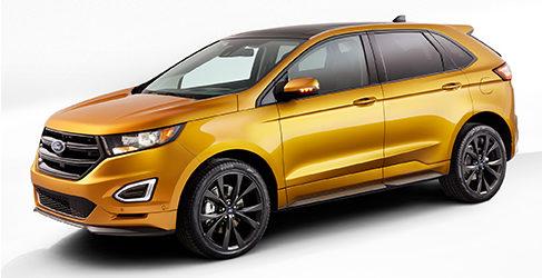 Llegará a Europa el nuevo Ford Edge