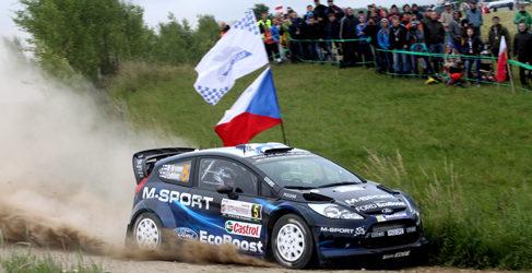 Duelo fratidica entre Ogier y Mikkelsen en Polonia
