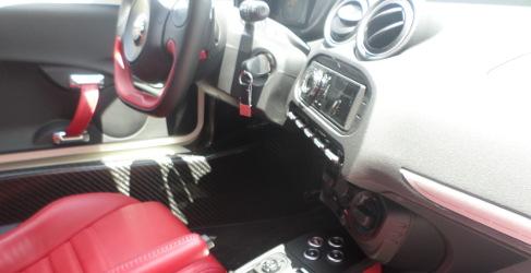 Alfa Romeo 4C: prueba de conducción