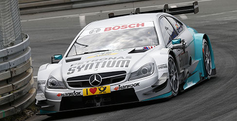 Directo de la carrera del DTM en Norisring