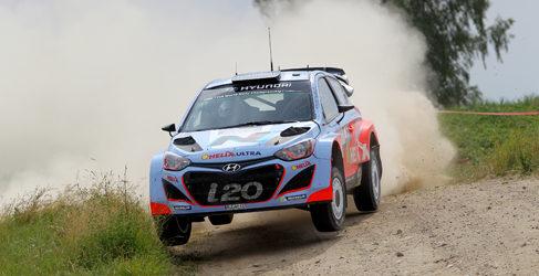 Sebastien Ogier vuelve a ganar en el Rally de Polonia