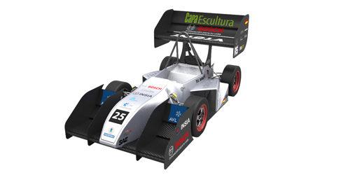 El proyecto de UPM Racing en la Formula Student