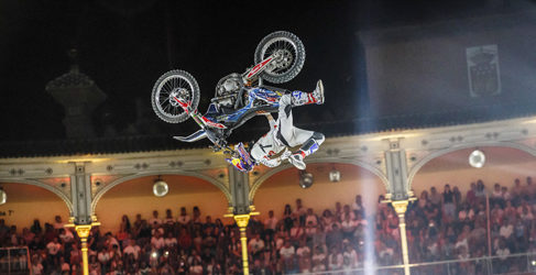 Tom Pagès gana el X-Fighters Madrid en Las Ventas