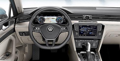 El Volkswagen Passat desvela su nueva generación