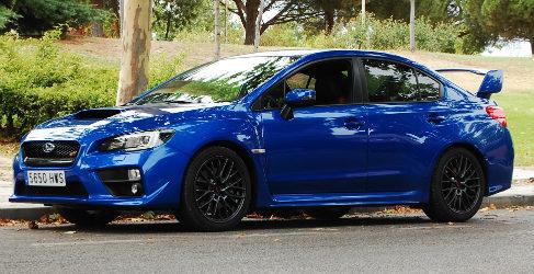 Así es el nuevo Subaru WRX STI: análisis exterior e interior