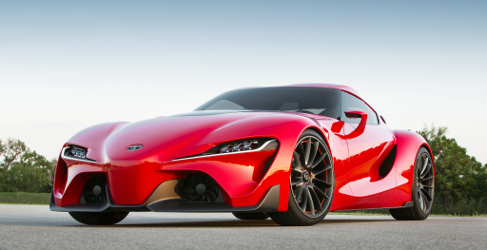 Nueva información sobre el próximo Toyota Supra