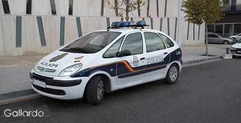 Policía Nacional apuesta por el nuevo Citroën C4 Picasso