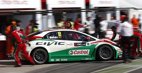 Pechito y Loeb hacen doblete en los libres 1 del WTCC