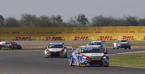 'Pechito' López domina en la primera carrera en Termas