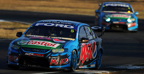 James Courtney gana con comodidad en Queensland
