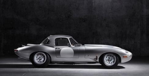 Jaguar presenta las nuevas unidades del E-Type LWE