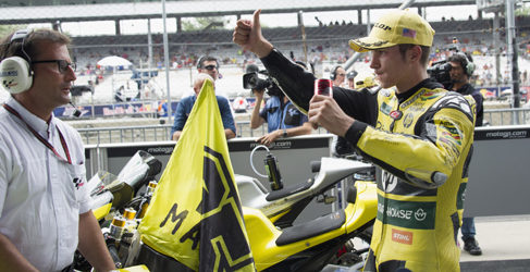 Maverick Viñales quiere fichar por Suzuki triunfando