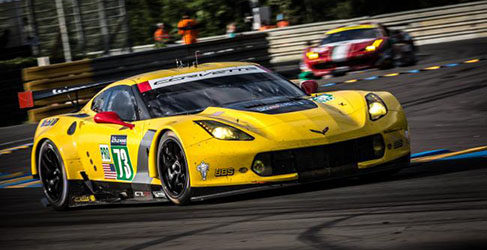Corvette participará en el WEC en Austin