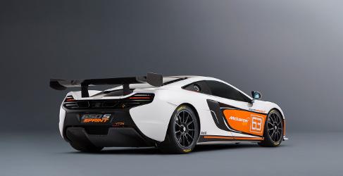 McLaren presenta el nuevo 650S Sprint para track-days