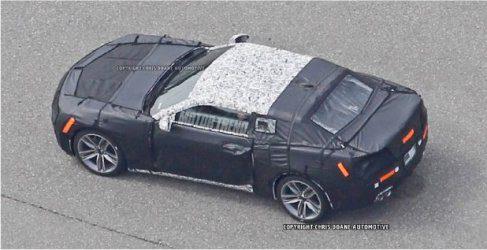 El Chevrolet Camaro 2016 es pillado de pruebas