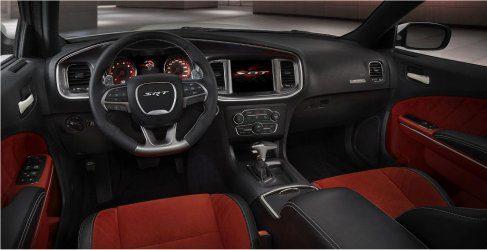 Dodge Charger SRT Hellcat: el nuevo muscle car