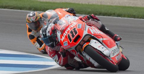 Nico Terol no estará en el GP de Gran Bretaña de Moto2