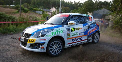 Trofeos y Copas en el Rally de Ferrol
