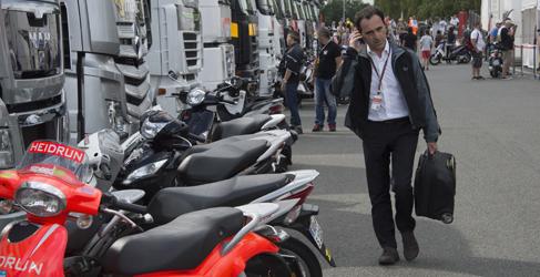Aprilia anuncia su ingreso en MotoGP con Gresini Racing en 2015