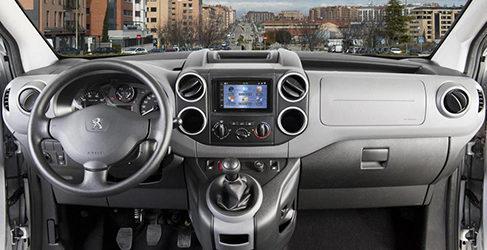 Peugeot Partner Office, la conectividad a tu alcanze