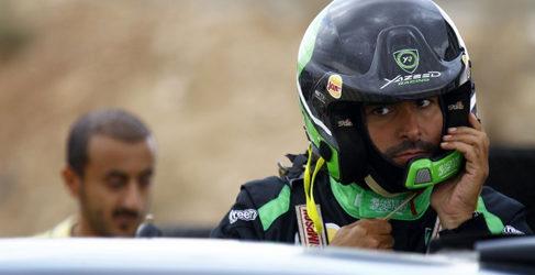 Yazeed Al-Rajhi se impone en la SSS del Cyprus Rally