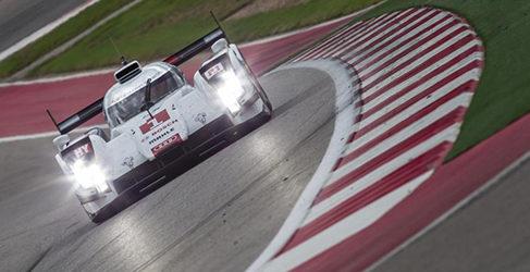 Audi consigue otro 1-2 en los libres 3 del WEC en Austin