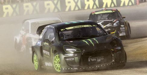 Alemania recibe al Mundial de Rallycross en Estering