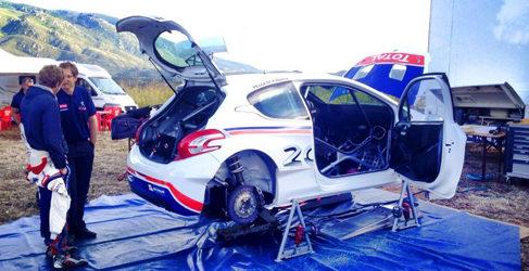 Necesidad imperante de probar el Peugeot 208 T16 R5