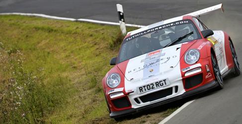 François Delecour estará con el 997 GT3 en Francia