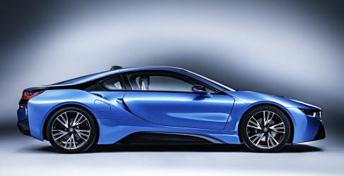 Aparecen más detalles del futuro BMW i9