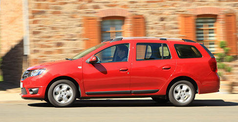 Dacia reducirá su gama de monovolúmenes