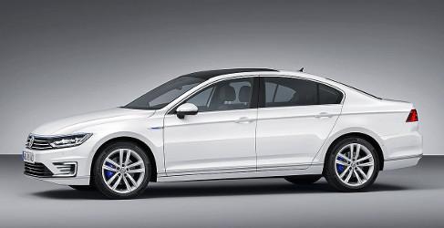 Volkswagen sorprende con el Passat GTE plug-in hybrid
