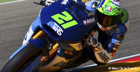 Mika Kallio y Morbidelli con Italtrans en Moto2 2015