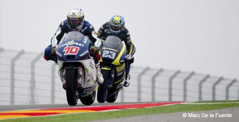 Así está el Mundial MotoGP 2014 tras el GP Aragón