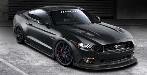 Ford Mustang GT Hennessey HPE700 Supercharged