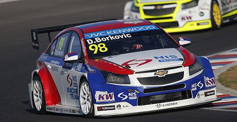 Campos Racing estrena novedades en China