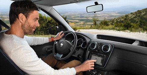 Series limitadas y Stepway para Dacia en Paris