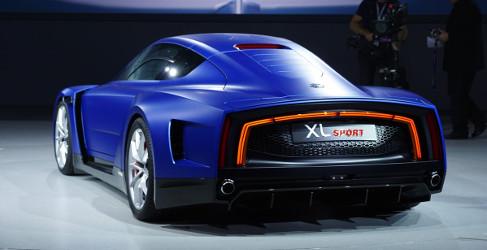 Volkswagen XL Sport: el XL-1 de 200 caballos