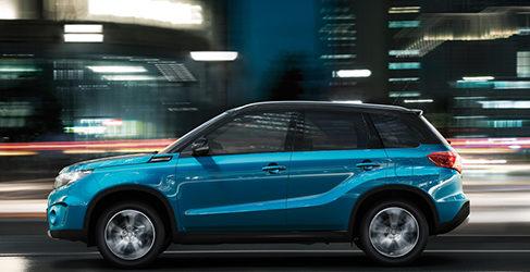 El nuevo Suzuki Vitara, ahora en movimiento