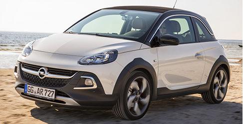 El Opel Adam Rocks ya tiene precio