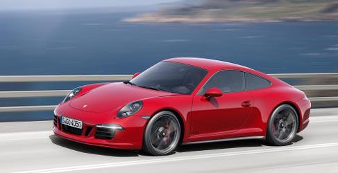 Porsche presenta los nuevos 911 Carrera GTS