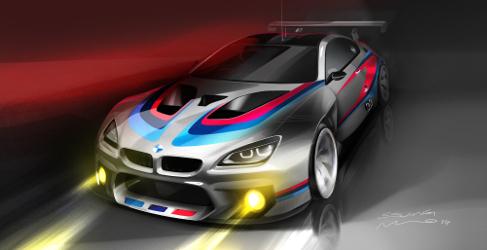 BMW reemplazará al Z4 GT3 por un nuevo M6 GT3