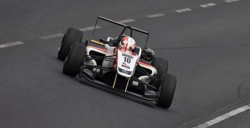 Lista de inscritos del 61º Gran Premio de Macao de F3