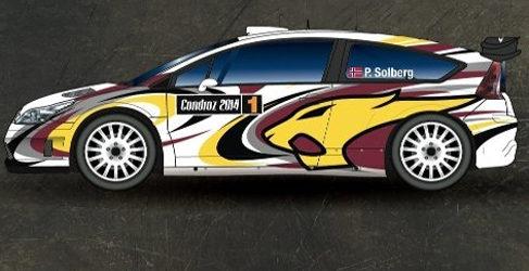 Petter Solberg se une a la Race of Champions 2014